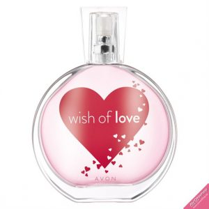 Regalo San Valentin Fragancia Wish of love para ella
